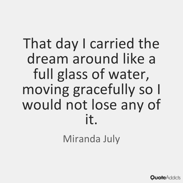 Image Result For Miranda July Quotes