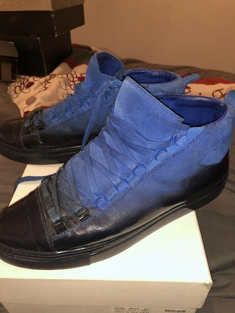 Balenciaga Two Tone Size 12 [US] #fashion #clothing #shoes