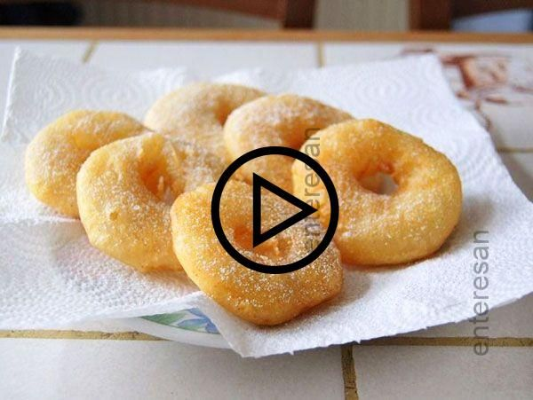 Recipe: Apple Fritter Rings | ...