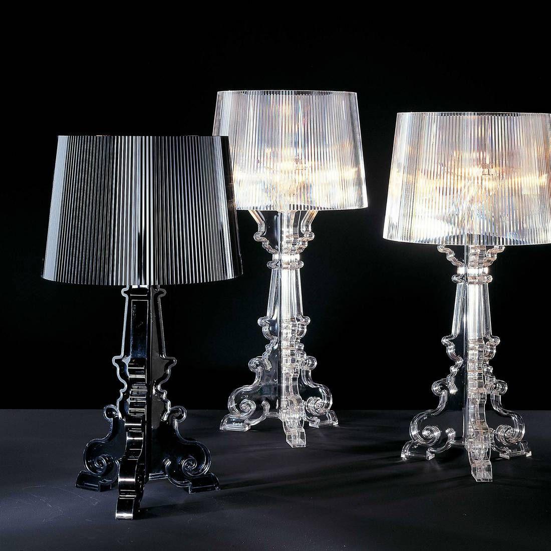 Lampe à Poser De La Collection Bourgie Composée Dun Pied