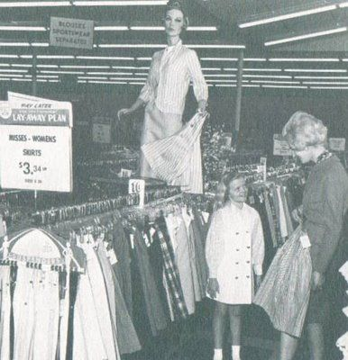 Pleasant Family Shopping Zayre S Fabulous Department Stores Department Store Baby Boomers Memories Vintage Store