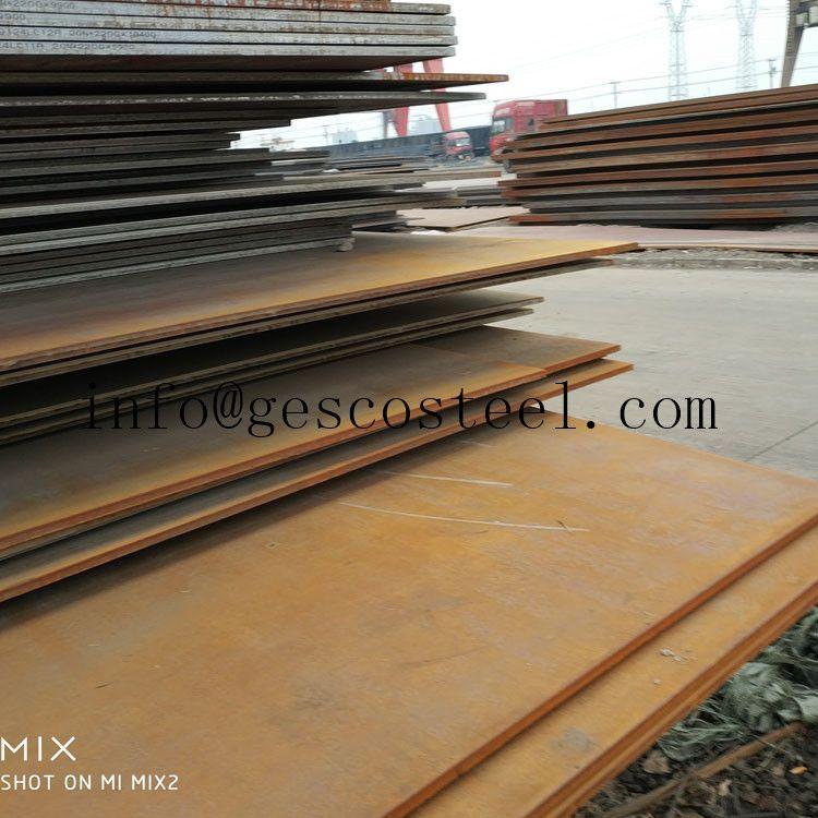 Sma490bp Corten Steel Cladding Dubai Steel Cladding Corten Steel Cladding