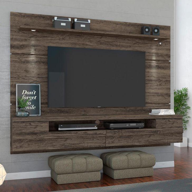 Painel para TV LED 60 Polegadas Bianca Vulcano 200 cm