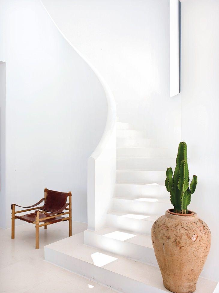 also casa em ibiza stairs home decor interior design rh pinterest