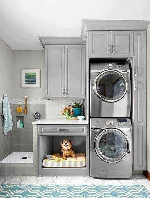 best laundry room transformation basement utility room ideas