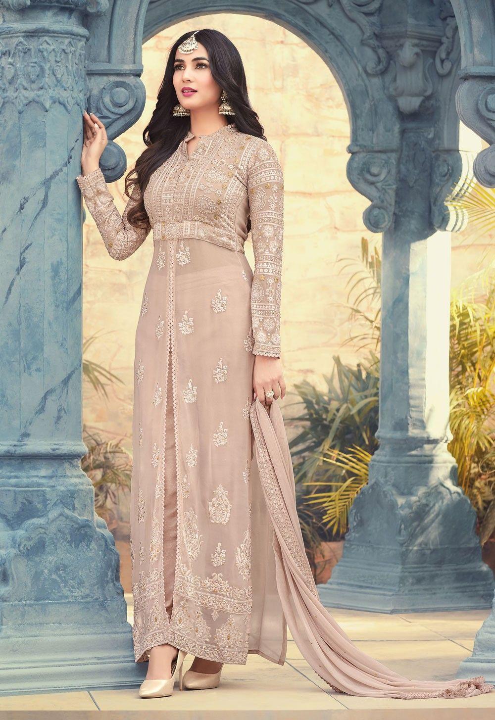 a344a5af6d Indian Pakistani Latest Salwar Kameez Designs 2018 For Modern Ladies | Eid  Fashion Love