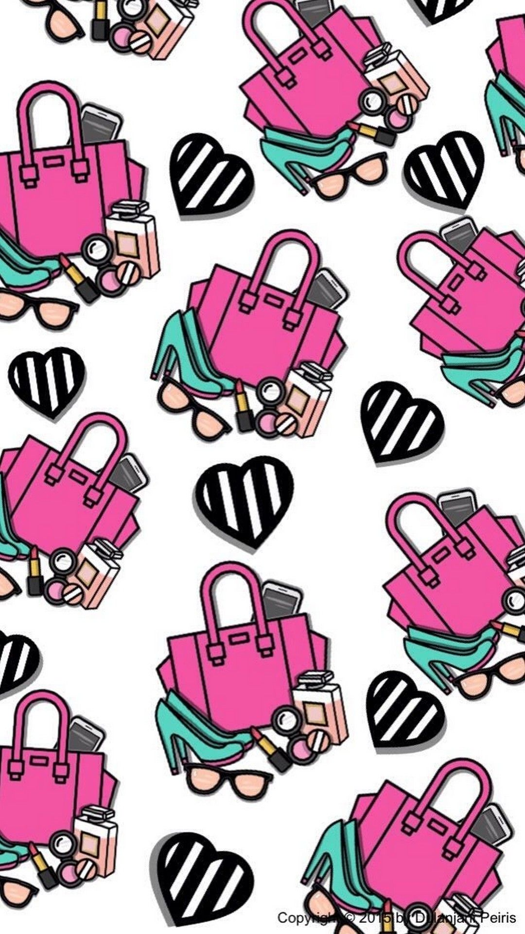Cute Girly Fashion Wallpaper For Android Best Hd Wallpapers