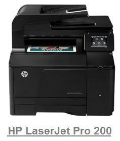 تحميل تعريف طابعة اتش بي Hp Laserjet Pro 200 الملونة مجانا موقع التعريفات العربية Multifunction Printer Laser Printer Printer
