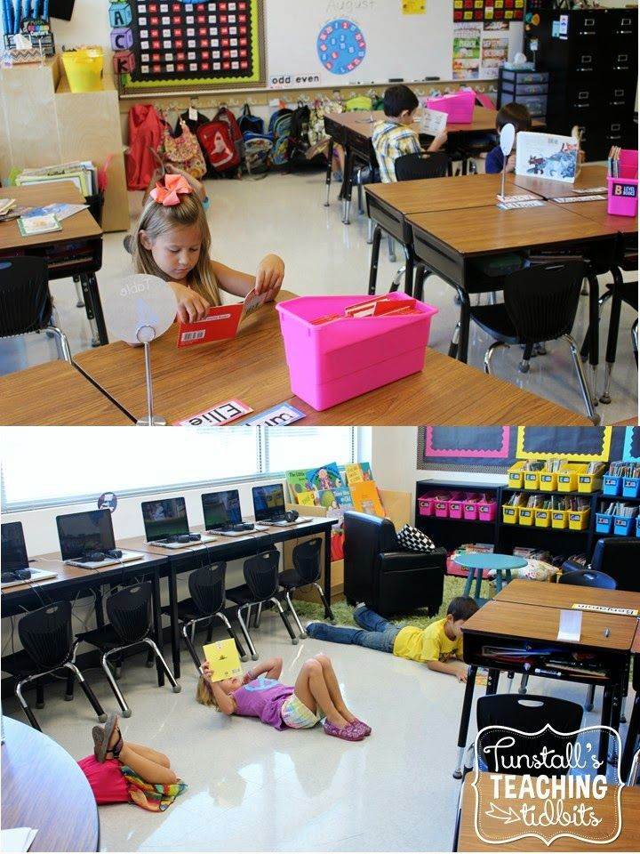 Tunstall's Teaching Tidbits: Kick Start Guided Reading!