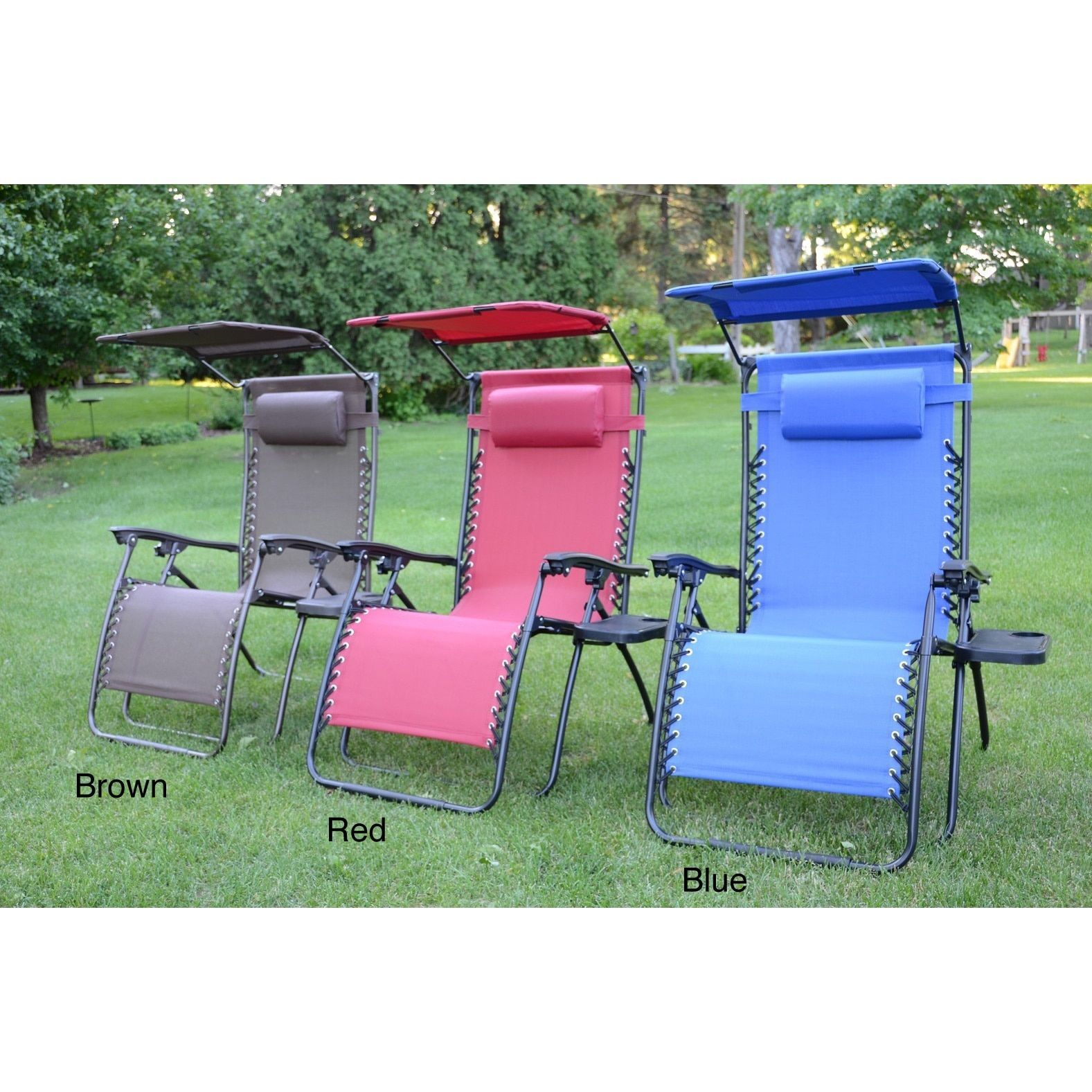 Styled Shopping Oversized Extra Large Zero Gravity Chair With Canopy And Tray Zero Gravity Chair Lounge Chair Outdoor Target Lounge Chairs