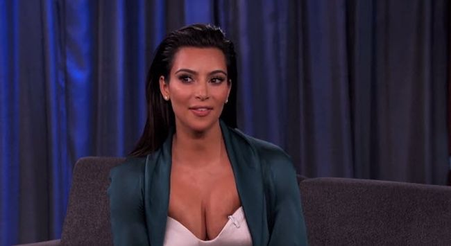 Kim Kardashian Talks Wedding, Kanye West on Jimmy Kimmel [Video]- http://getmybuzzup.com/wp-content/uploads/2014/08/Kim-Kardashian.jpg- http://getmybuzzup.com/kim-kardashian-talks-wedding/- Kim Kardashian Talks Wedding Kim Kardashian talks about how she and Kanye West tried to trick the media about the location of their wedding, her sister Khloe's wedding-day hangover, and the many rumors that swirled around the event.Enjoy this videostream below after the jump. Fol