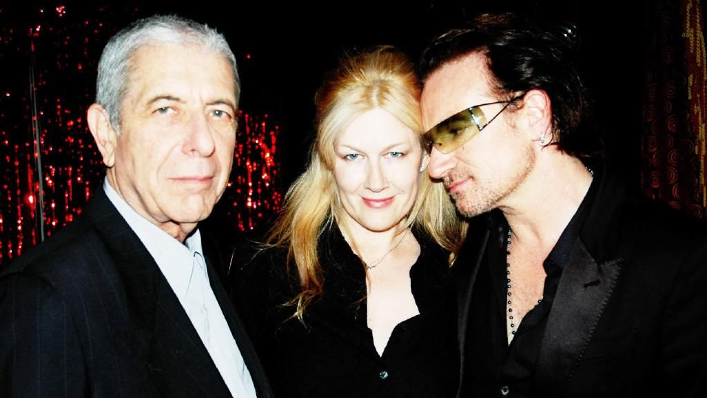 Cohen Had A Relationship Beginning In The 1970s With The Los Angeles Artist Suzanne Elrod With Whom He Has Two Children A Leonard Cohen Leonard Classic Films