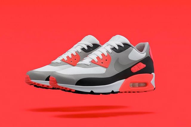 new product c93fe 5dec3 nikelab-air-max-90-patch-infrared-3