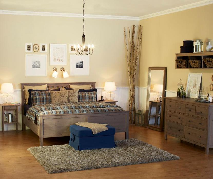 Nice Bedroom by IKEA | Bedroom design, Classic bedroom ...