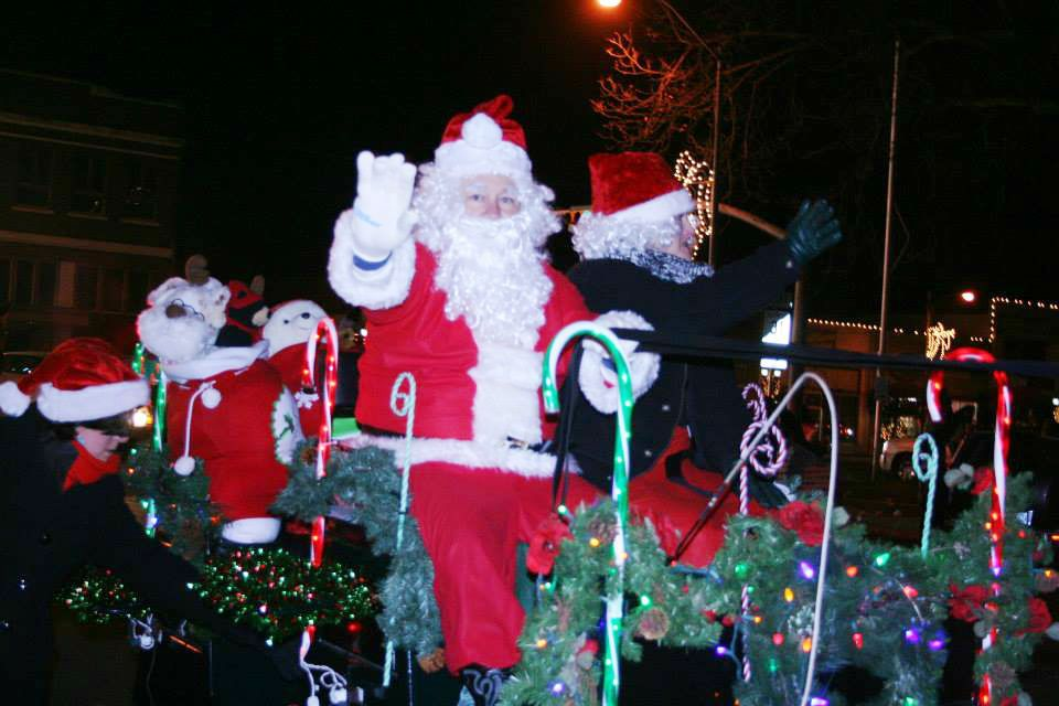Athens Christmas Parade Entry Forms Now Available