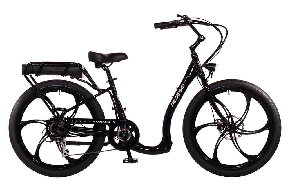 Boomerang Plus Low Step Electric Bike With Images Ebike