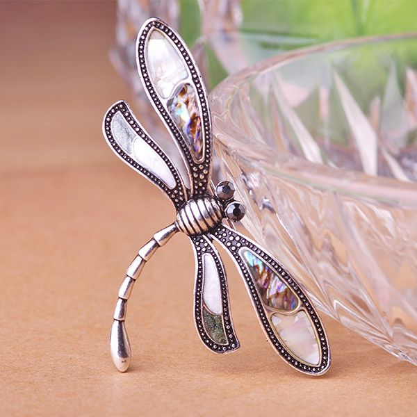 Exquisite Dragonfly Brooches Only $15.93 => Save up to 60% and Free Shipping => Order Now! #Ring #Jewelry #woman #fashion