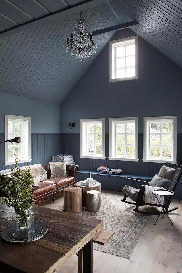 Cool cottage in wonderful iceland pufik beautiful interiors online magazine interiordesignmagazine also interior design ideas house rh pinterest