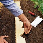Gadgets for the garden (DIY)