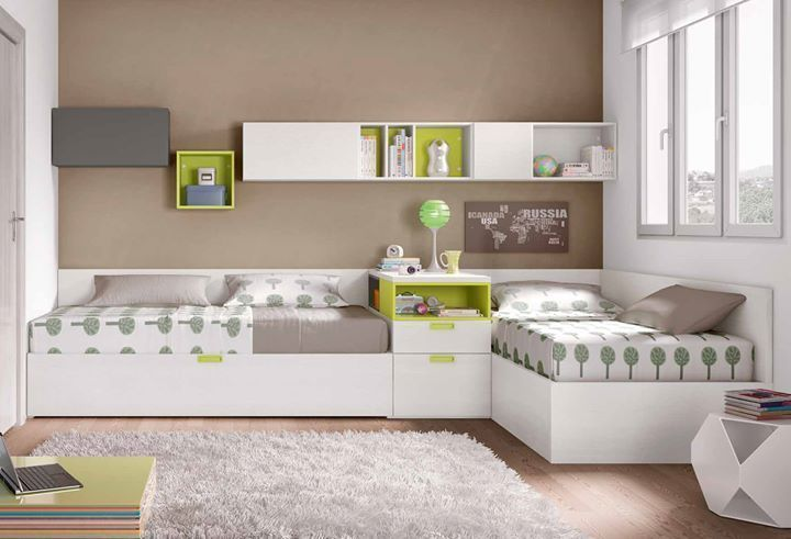 Best Bedroom Ideas For Your Twins That Make Your Children Happy (15 images