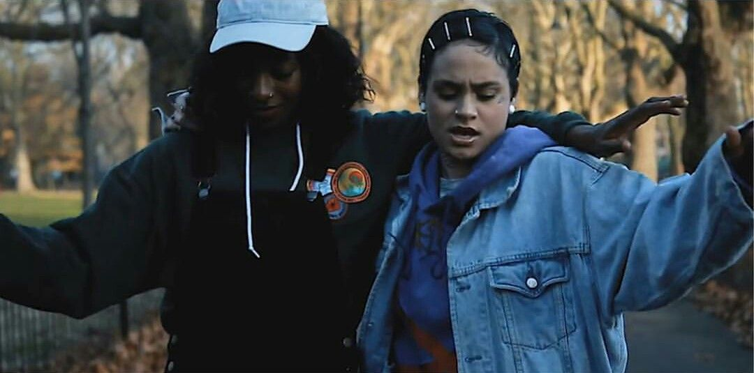 Little Simz and Kehlani - TABLE (music video) December 2016