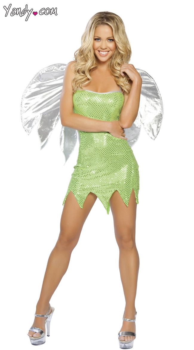 Black and White Mustache Panty Tinkerbell, Wings and Costumes - angel halloween costume ideas