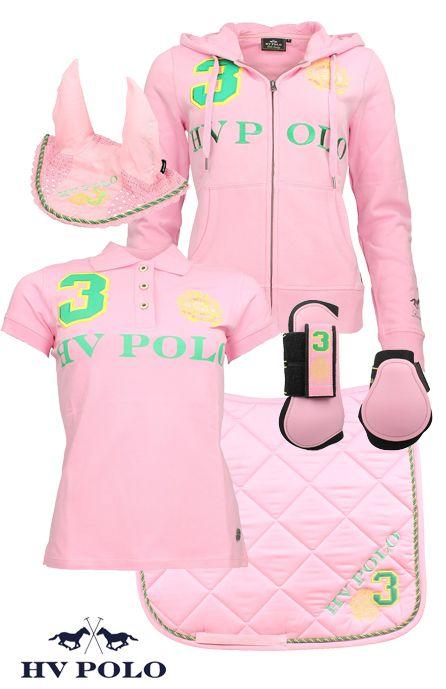 ..HV POLO FAVOURITAS LIGHT PINK #Epplejeck #hvpolo #favouritas #pink
