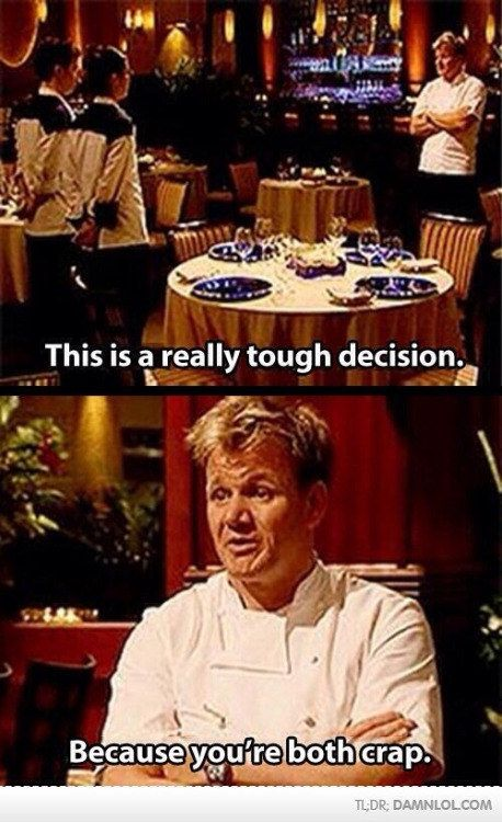 Which Gordon Ramsay Insult Are You Based On Your Zodiac