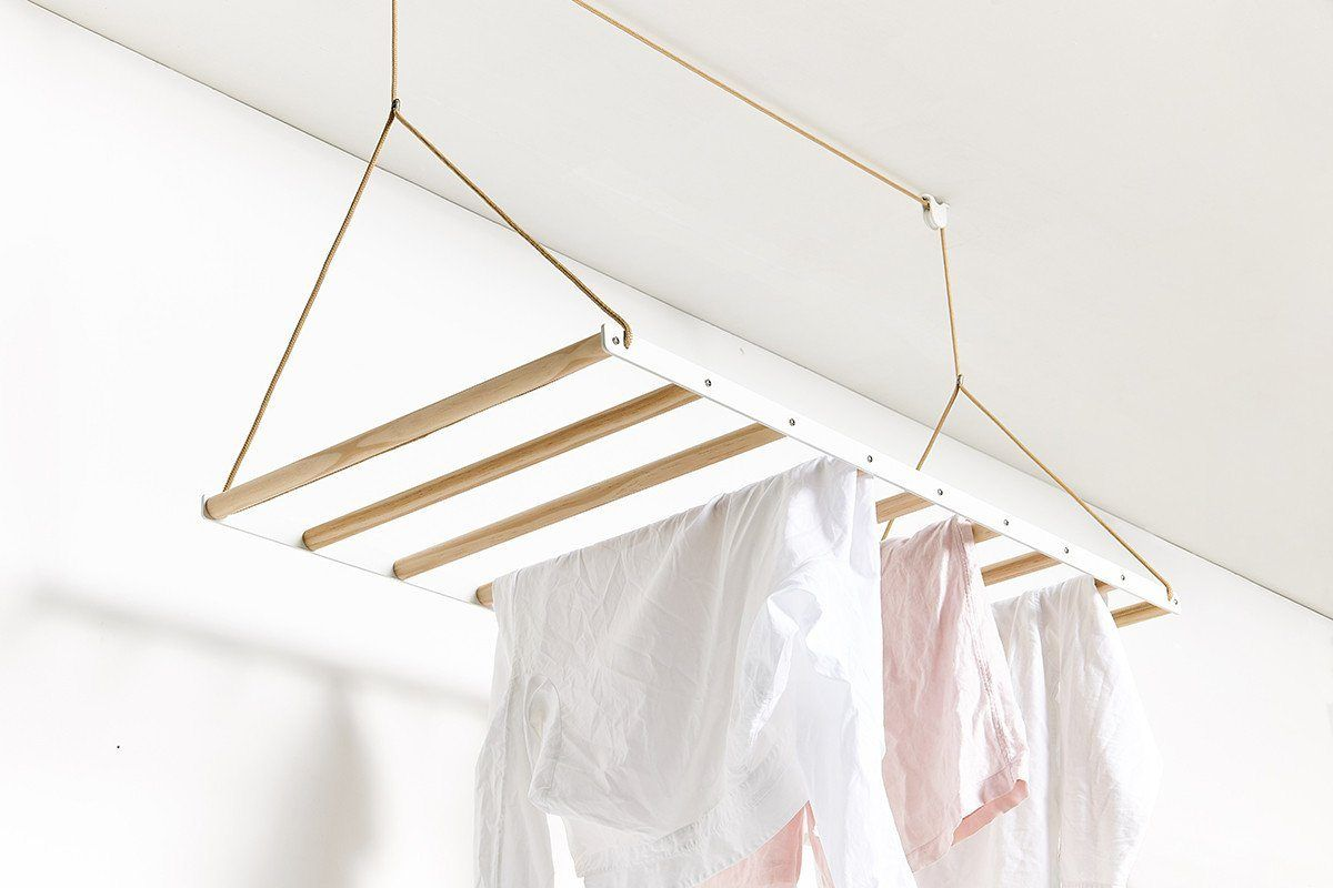 Object of desire a hanging laundry rack from a new zealand maker