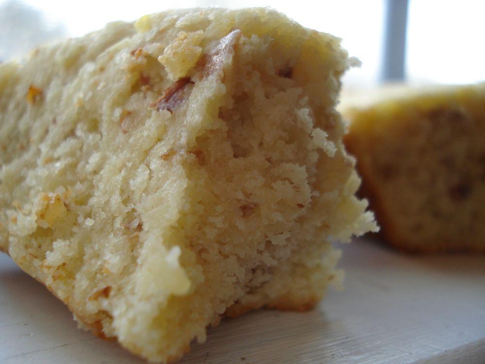 Gluten-Free Almond Lemon Ricotta Cake