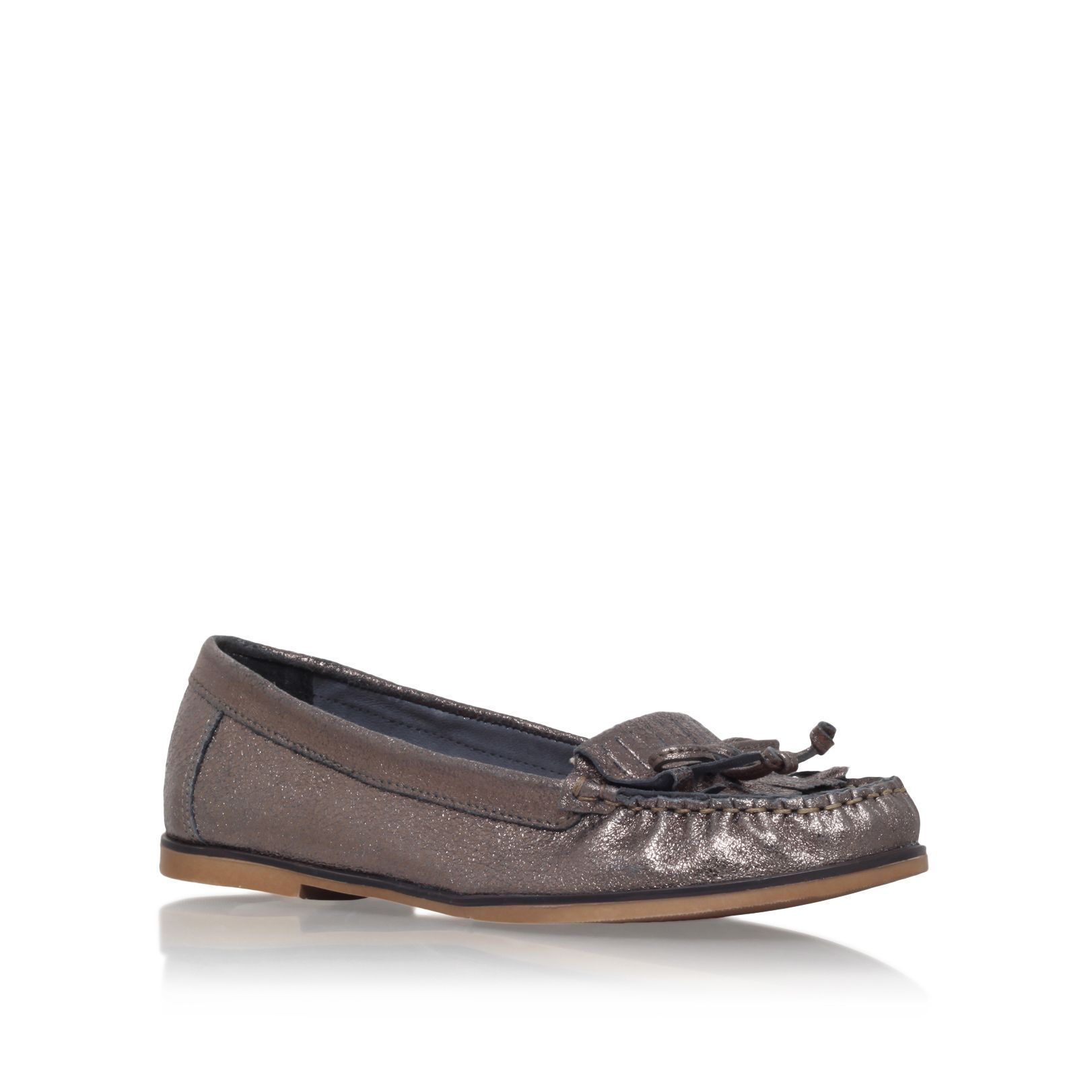 caaa2ab22ec Carvela Mock flat slip on loafers