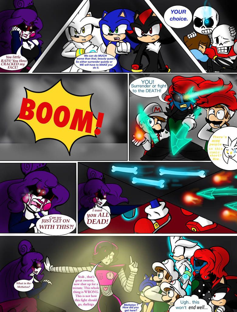 Ask the Characters (Question 63) Pt.3 by CAcartoon on