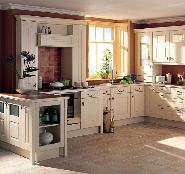 Country Cottage Kitchen Design Interesting 20 Country Style Kitchen Decor Ideas  Modern Kitchen Interiors Inspiration Design