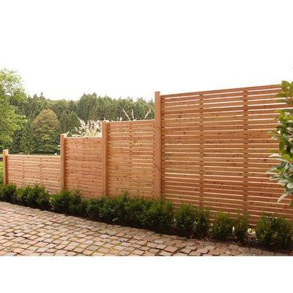 Buy Privacy Fence Element Rhombus Larch Natural 90 Cm X 180 Cm At Obi In 2020 Rhombus Larche Sichtschutzzaun Vorgarten