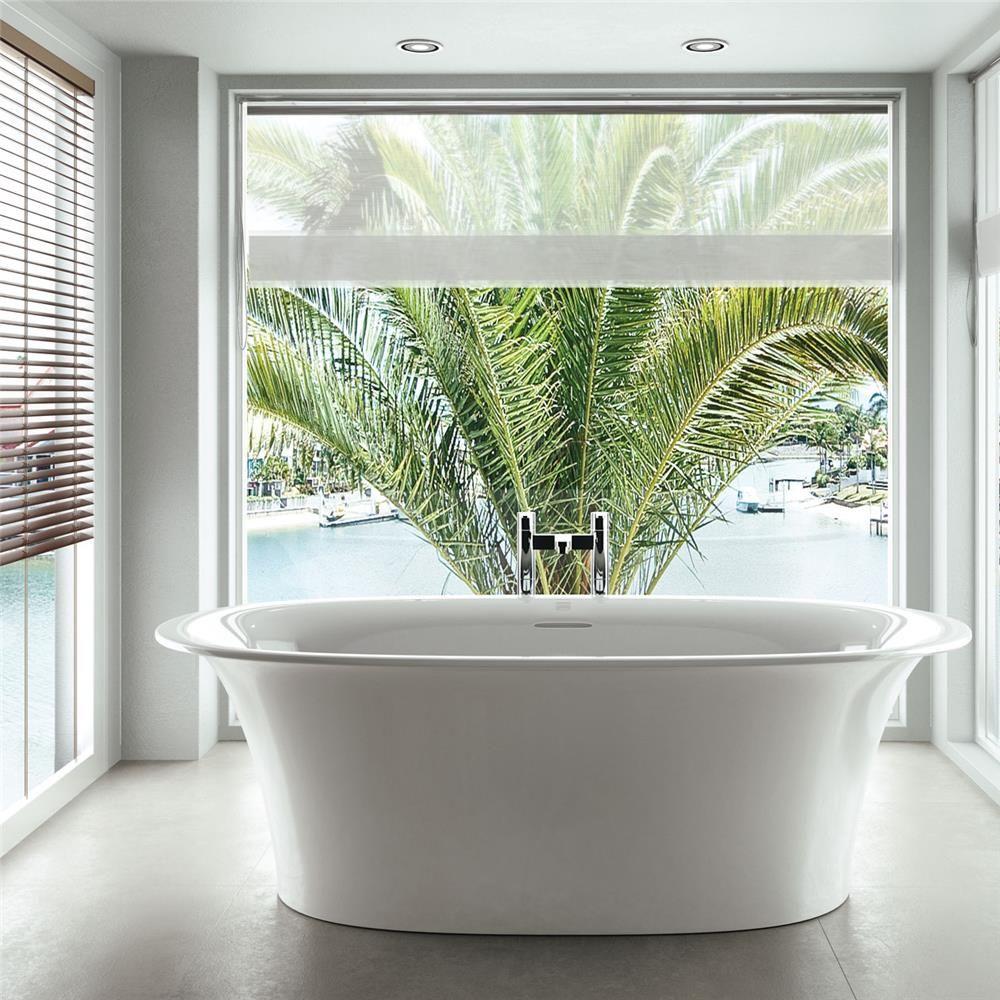 Un parfum d´exotisme et de sensualité entre dans la salle de bain ...