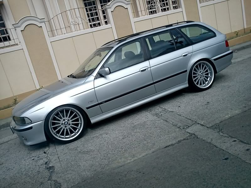 Best Rims For E39 With Images Bmw E39 Touring Bmw Bmw Touring