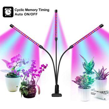 Top 10 Best Led Plant Lights For Indoor Plants In 2020 Reviews In 2020 Led Plant Lights Plant Lighting Indoor Plants