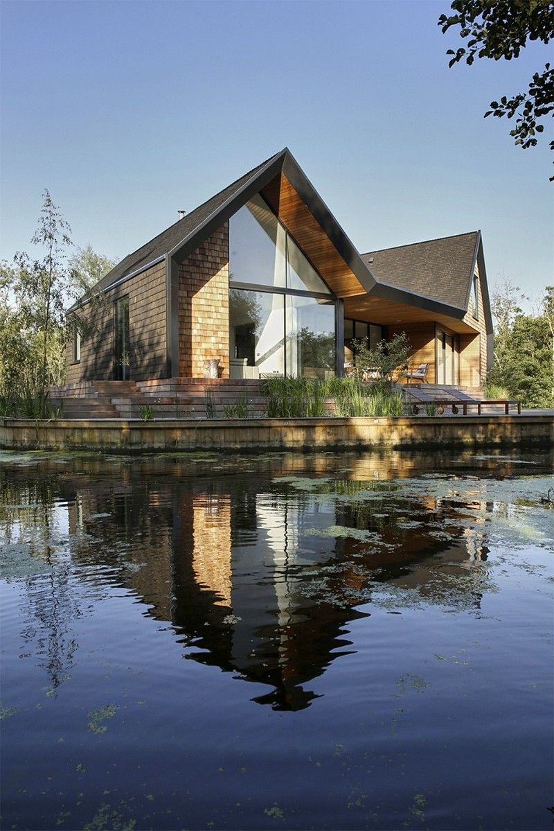 Home interior design kerala backwater house by platform  architects  architects house and