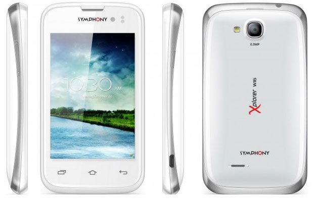 Symphony W16 3G flash-file Without-Password | Any firmware