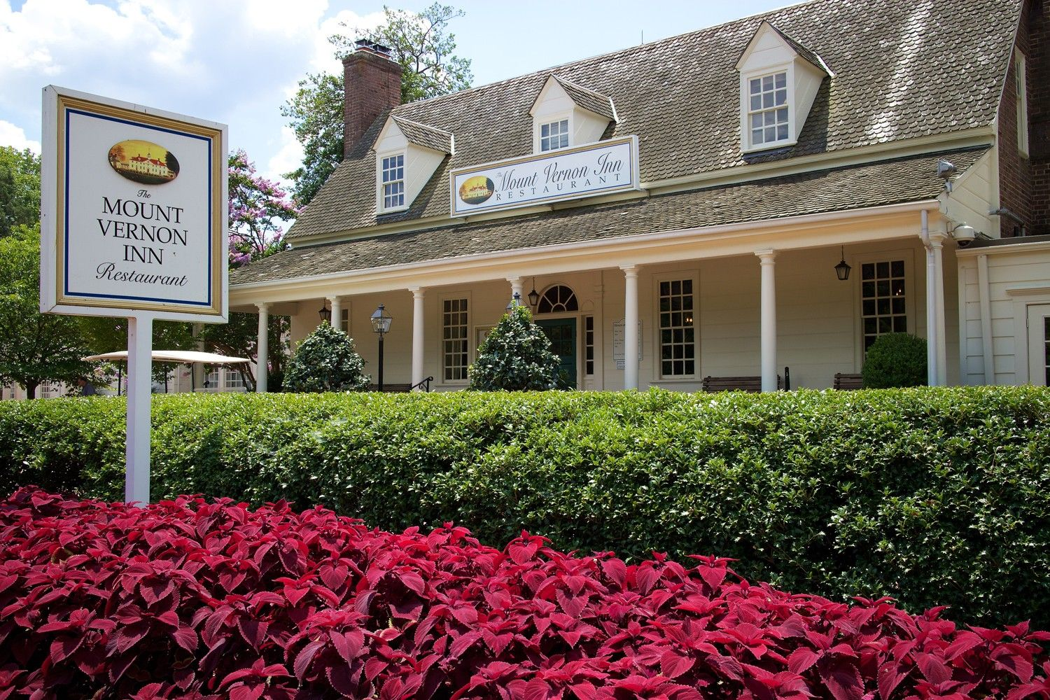 Savor The Flavors Of Early America At The Mount Vernon Inn