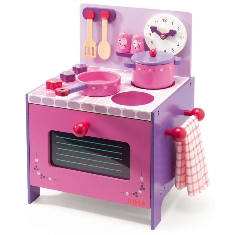 La cuisinière de Violette : Djeco - Cuisine - Berceau Magique ...