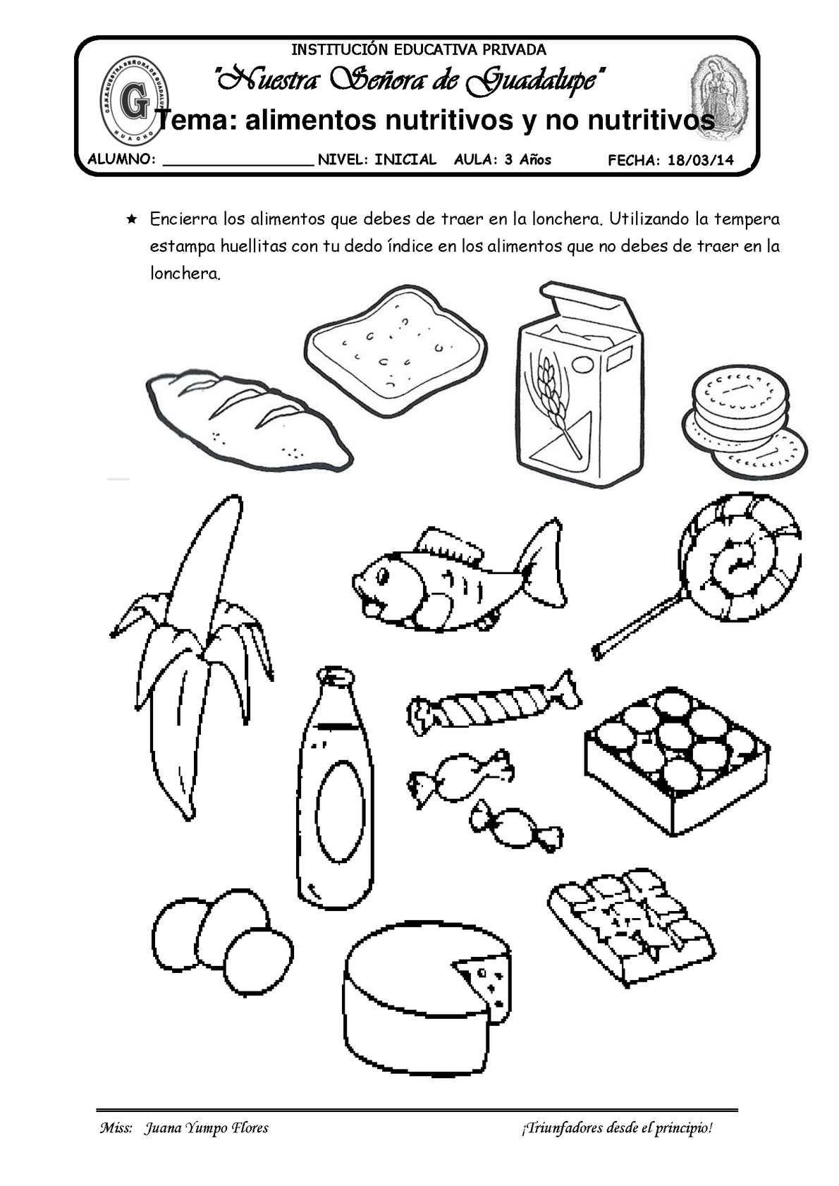 Alimentos Nutritivos Y No Nutritivos Alimentos Para Colorear Alimentos Saludables Dibujos Alimentos