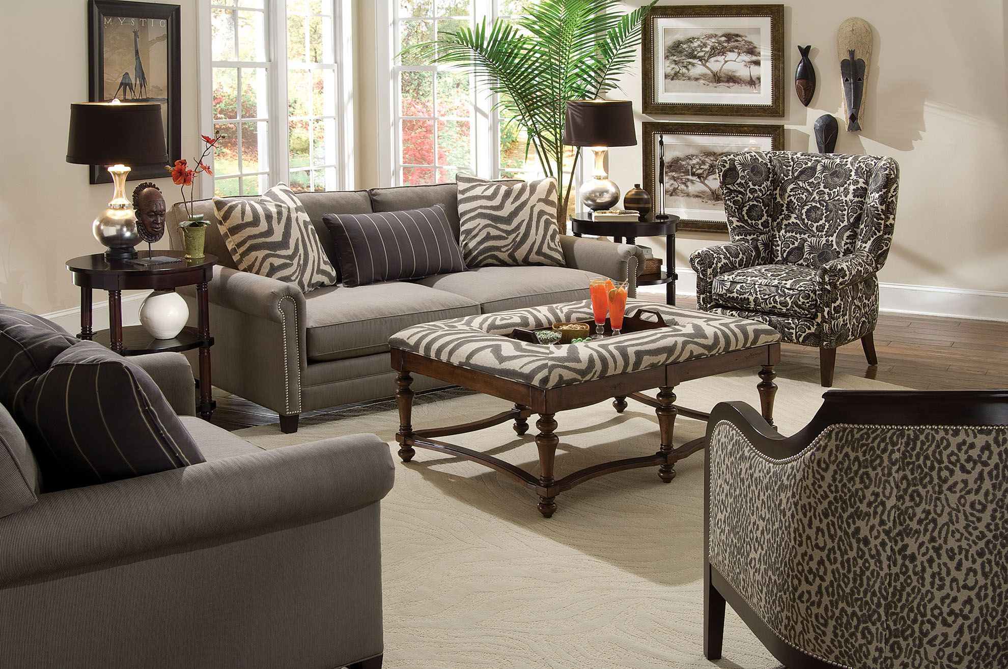 How to Embrace African Style in Your Home Furniture styles