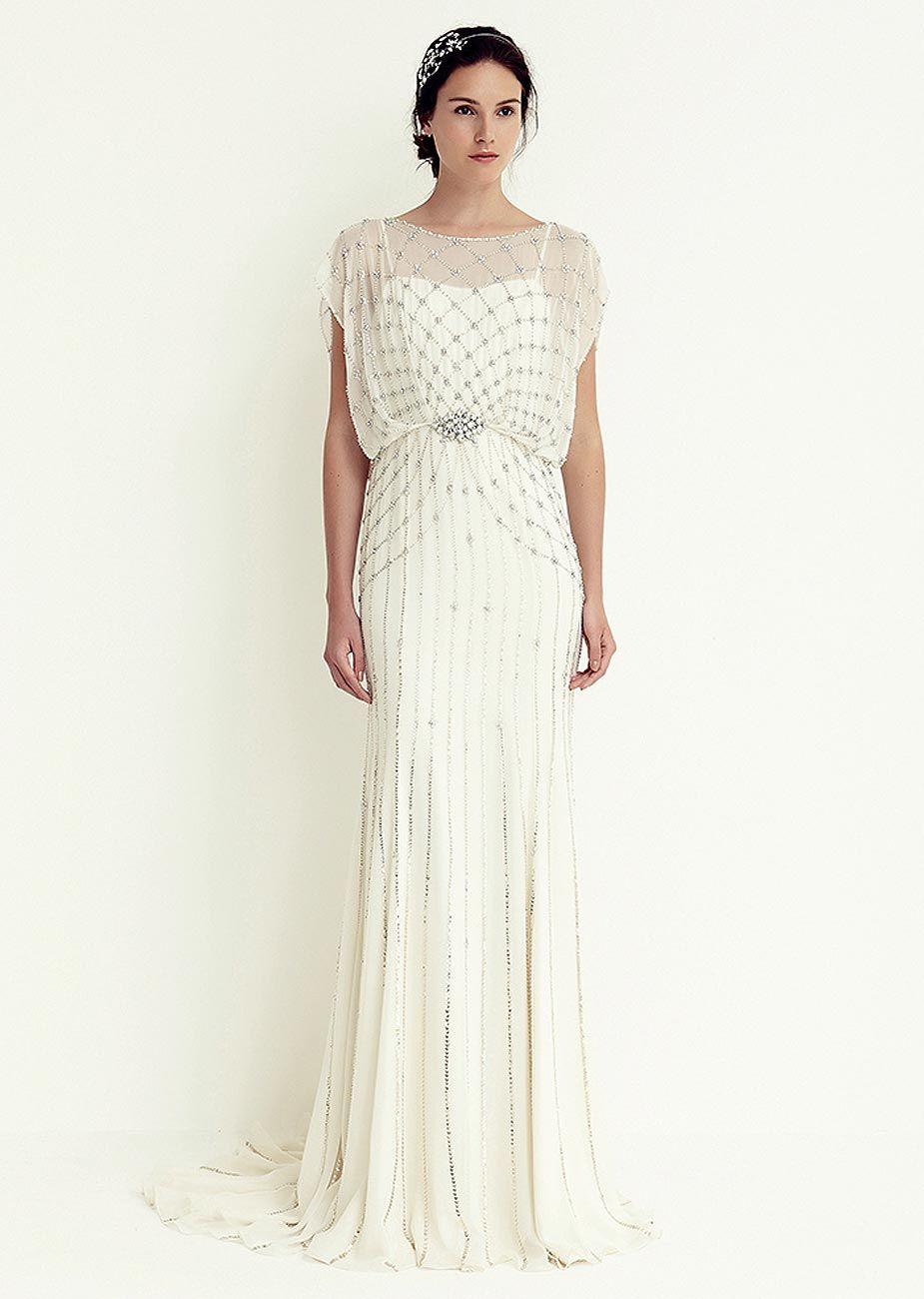 Vestidos de novia vintage jenny packham