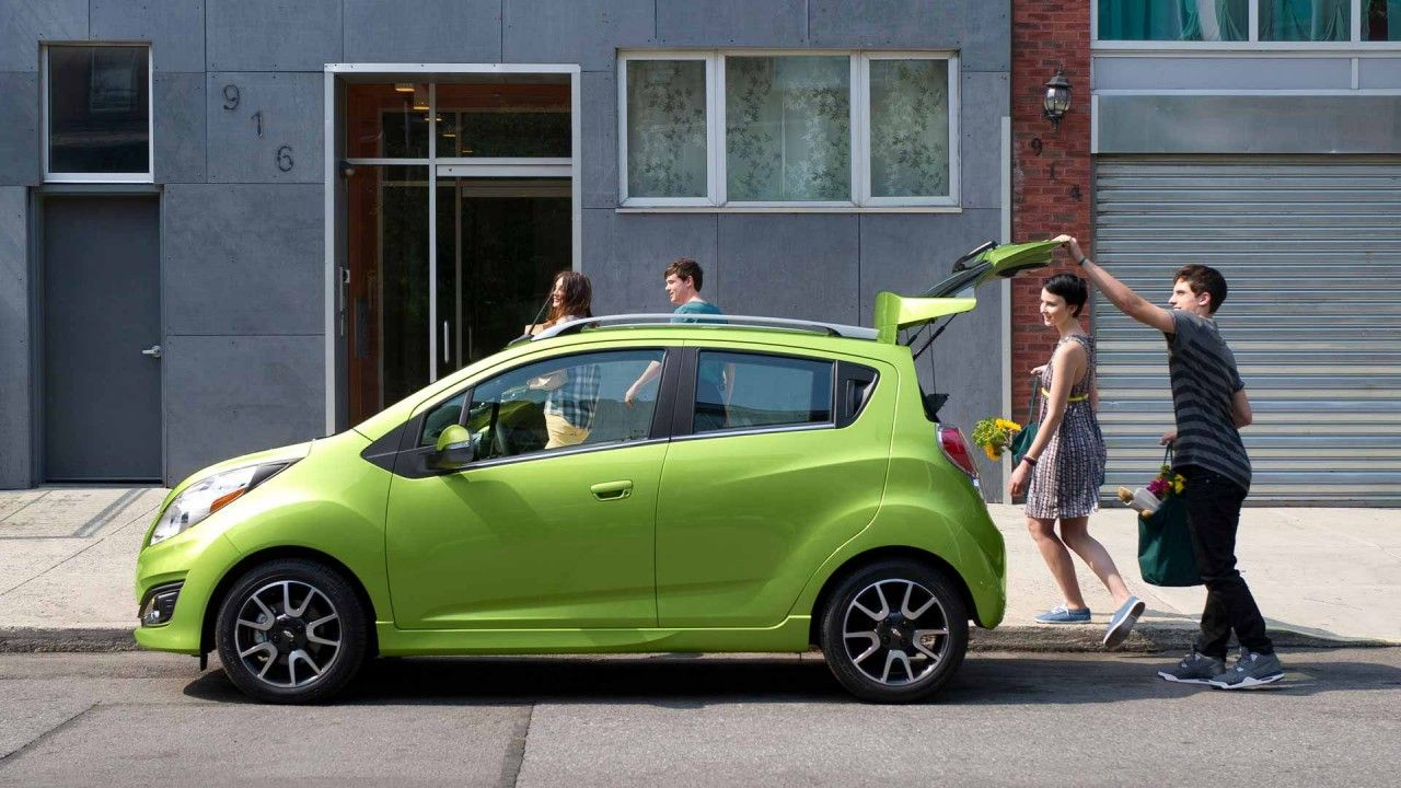 2018 Chevy Spark Available With Price Photos Colors Specs More