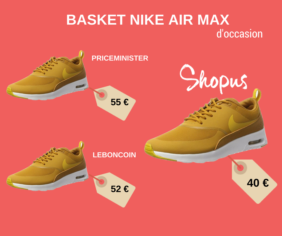 basket air max occasion