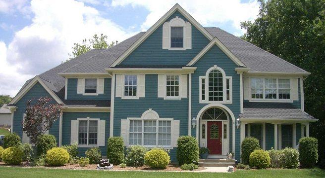 Como pintar una fachada de muchos colores resultados de for Colores para pintar frentes de casas