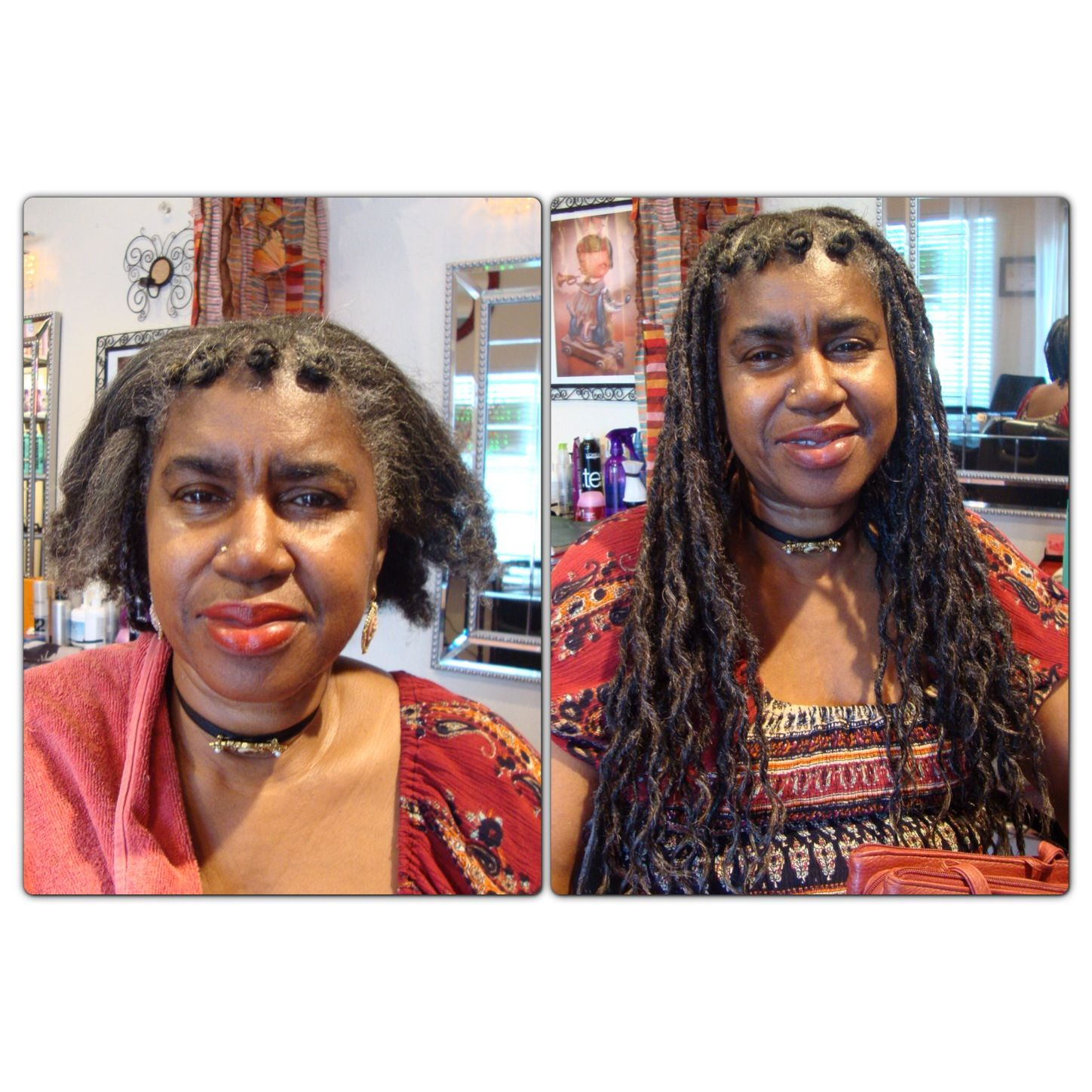 Before after human hair dreadlock extensions dollylocks human before after human hair dreadlock extensions dollylocks pmusecretfo Images