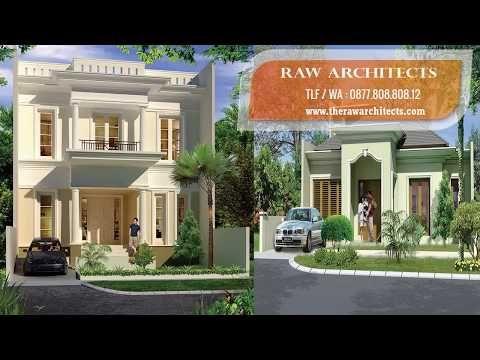 Konsultan Arsitek Terbaik Model Rumah Mewah Jasa Gambar Modern