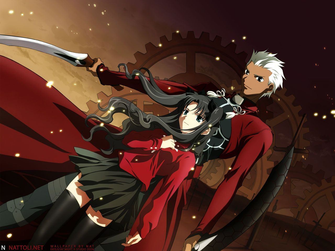 download fate stay night unlimited blade works 2 temporada